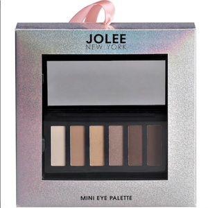 New Jolee New York Natural Eyeshadow Palette